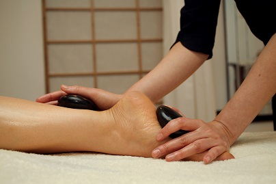 Zen Spiritual Stone Therapy
