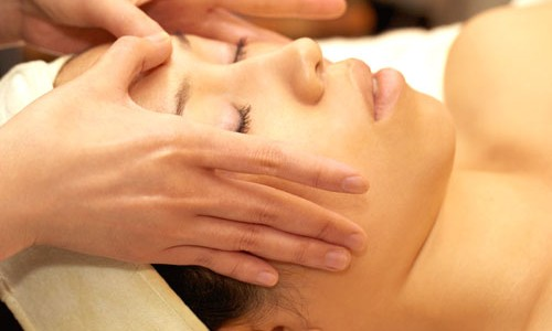 "Oriental ""Tsubo"" total facial care 75 mins"