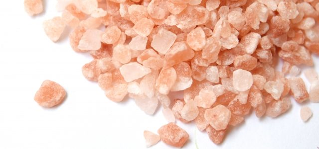 Himalayan Pink Salt | for warming up and detoxifying the body