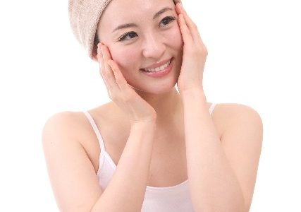 Skin care for springtime