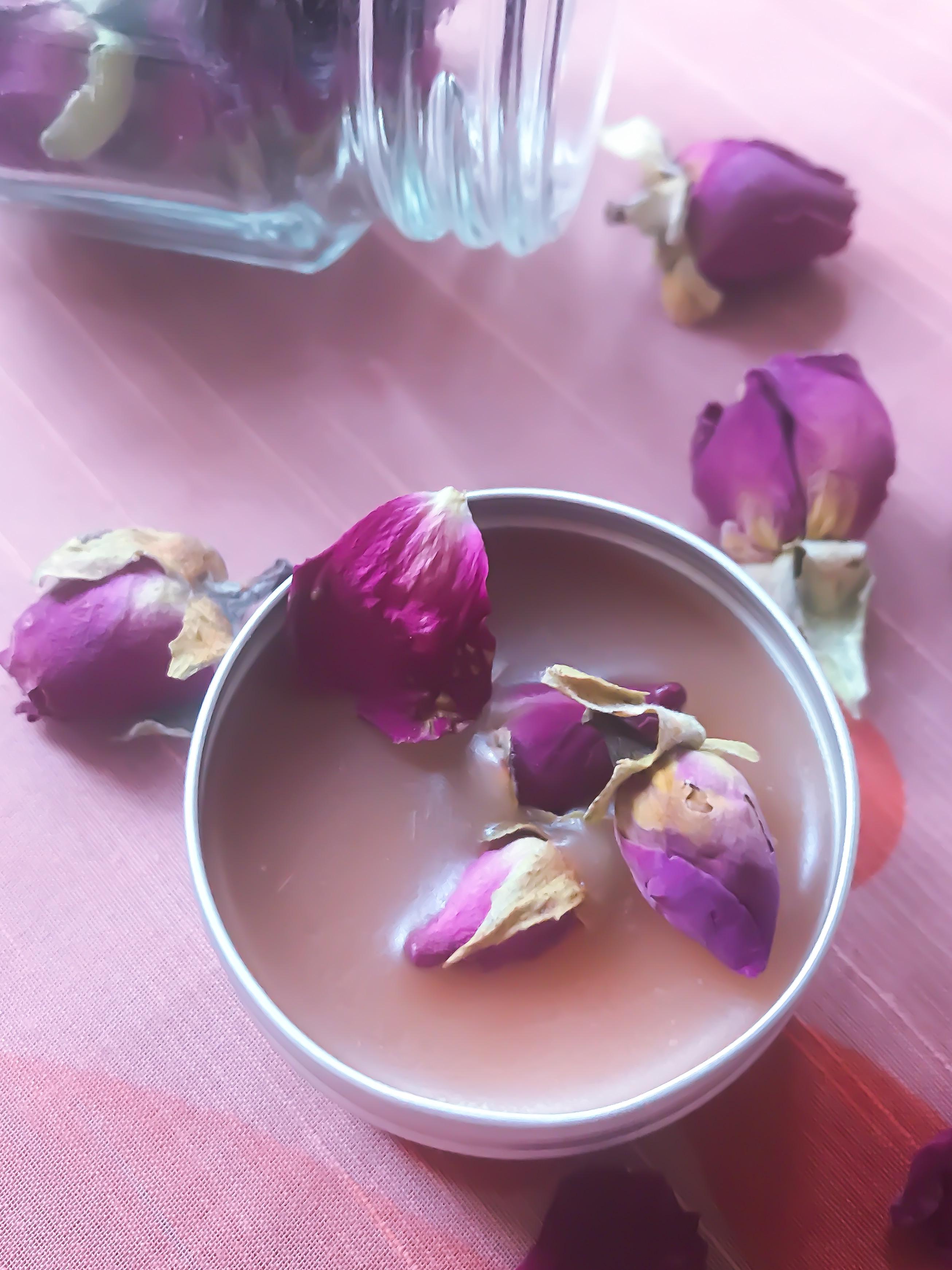 Rosy balm