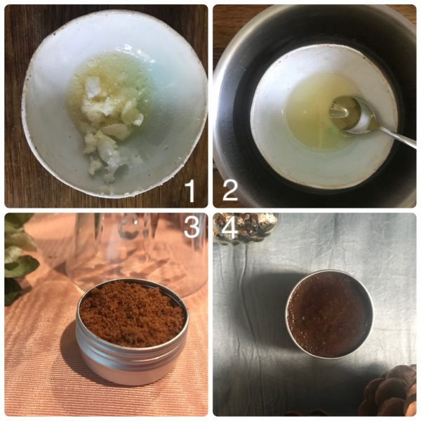 how to make cleansing balm